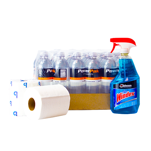Site Amenities & Janitorial