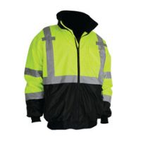 Rockland Class 3 Bomber Jacket with removable fleece lining.